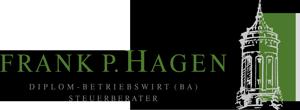Steuerkanzlei Frank P. Hagen - Logo